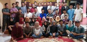 Buka Bersama HMJ Budidaya Perairan, FIKP, UMRAH